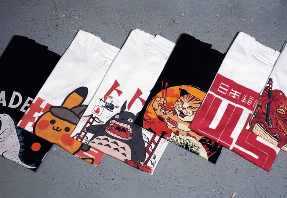 Et si vous pensiez aux t-shirts originaux pour un cadeau