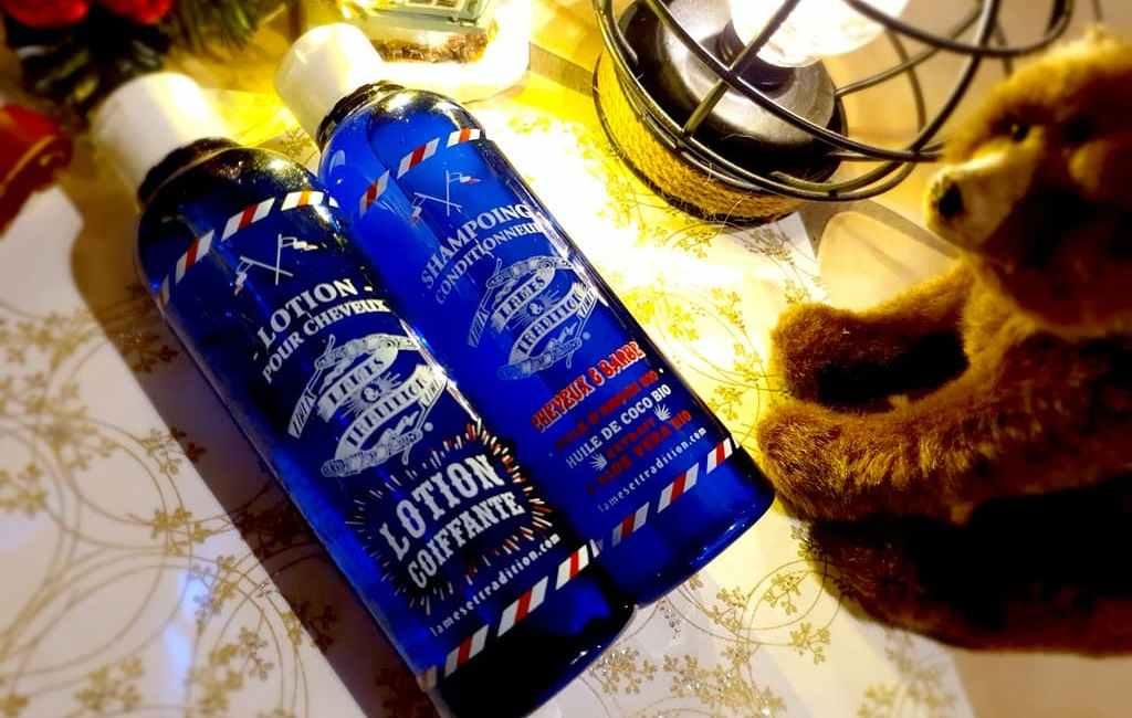 Lotion Coiffante Lames & Tradition