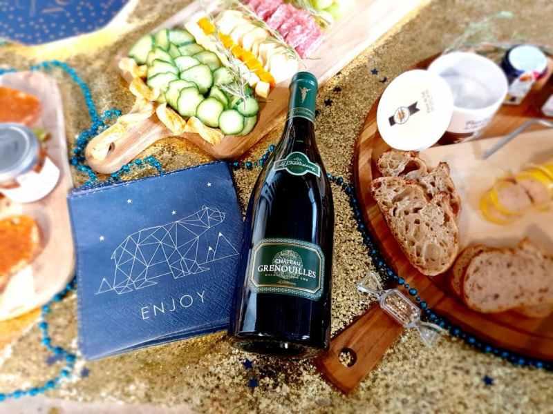 vins pour le réveillon du jour de l'an 2021 :  Château La Grenouille 2016 Chablis Grand Cru La Chablisienne