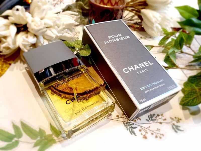 Pour Monsieur Chanel eau de parfum