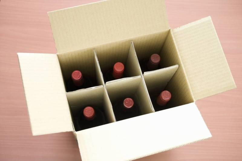 Comment envoyer du vin dans de bonnes conditions