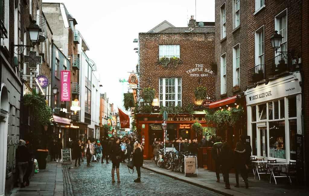 Dublin, l'endroit idéal pour un voyage avec vos potes