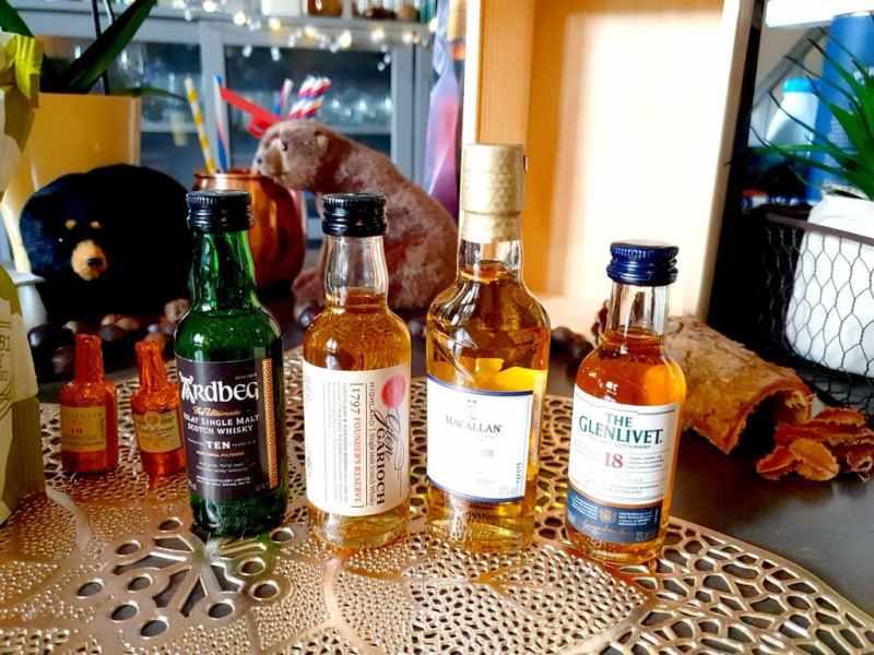 Whisky Flavour : une sélection satisfaisante