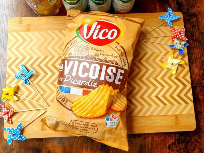 Chips La Vicoise de Picardie Vico