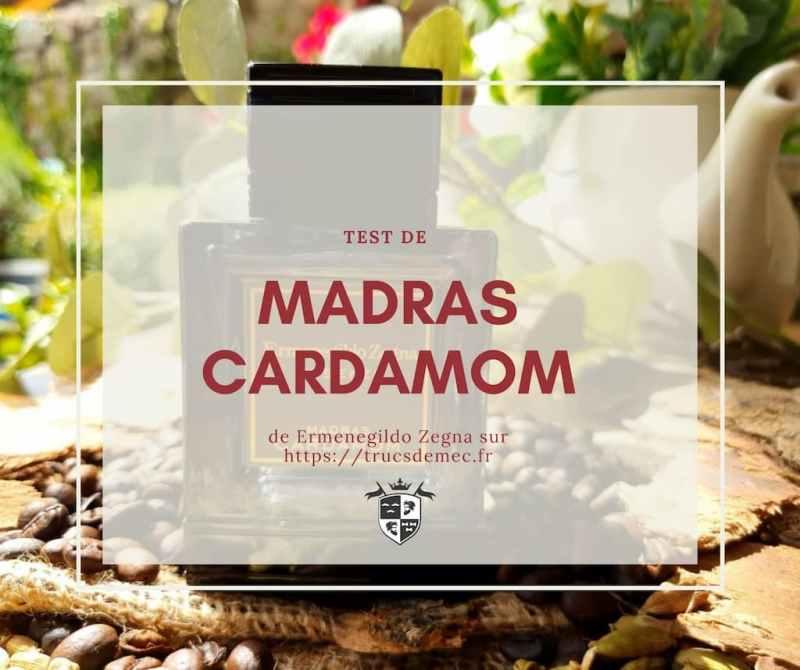 Madras Cardamom Ermenegildo Zegna