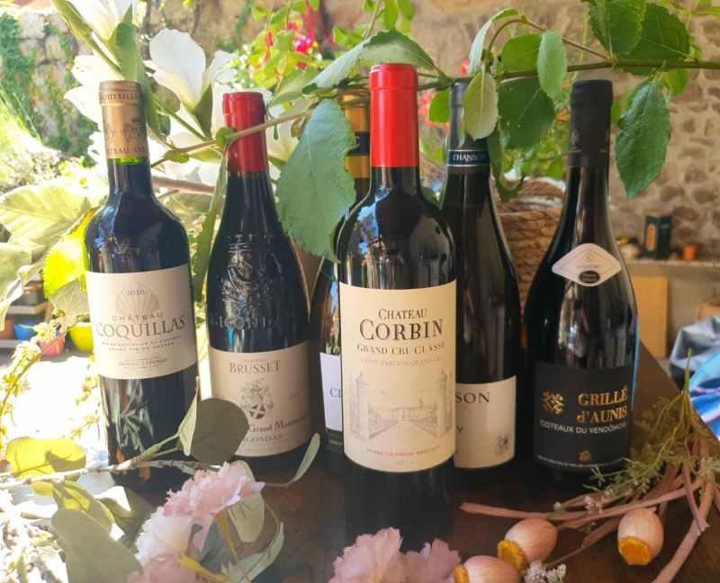 8 vins et champagnes pour l'été 2021 : Château Corbin 2016