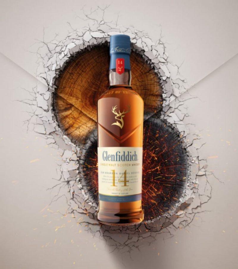 Single Malts Glenfiddich : 14 ans bourbon barrel