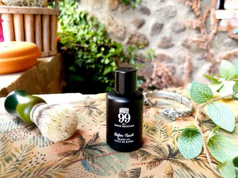 Soins à barbe House 99 : softer touch, l'huile sèche
