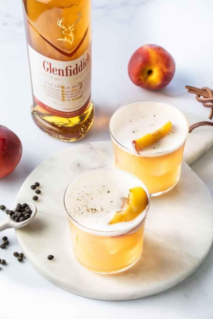 Cocktails Glenfiddich Summer Sour