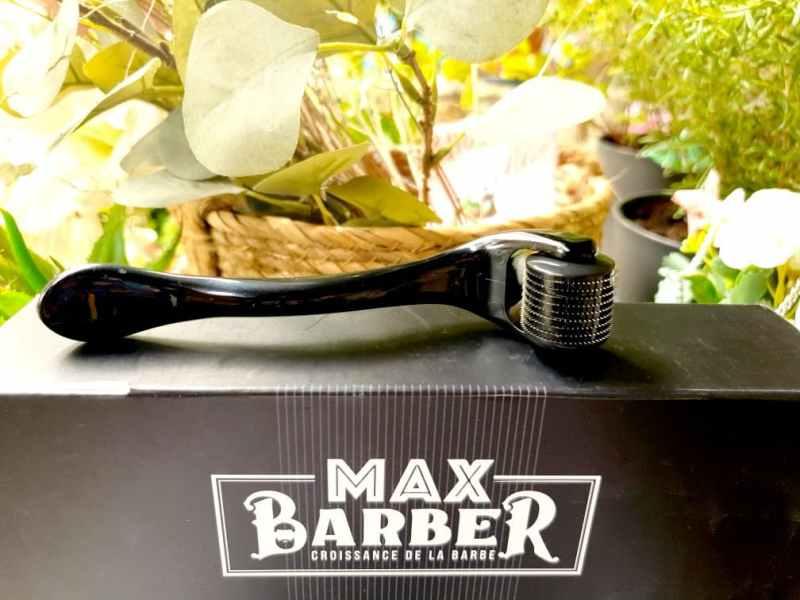 Routine Max Barber - Beard-roller