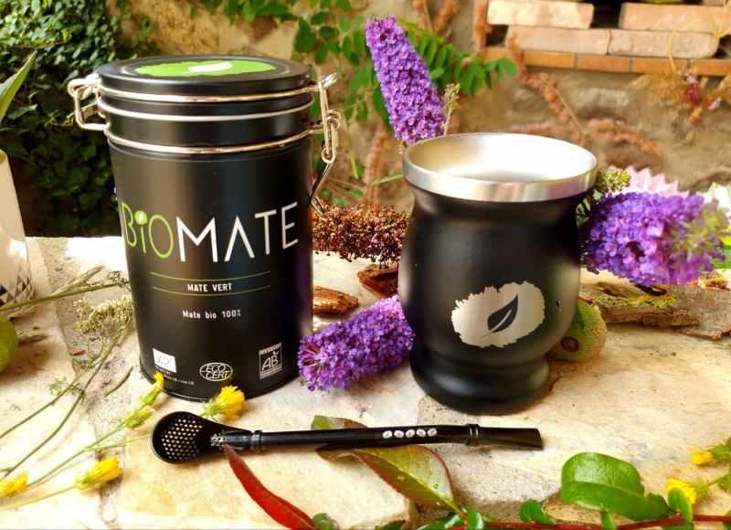 Biomate : maté vert