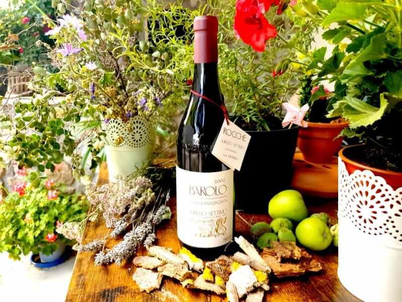 """box luxe winebox prestige : Barolo Riserva """"Roche Dell'Annunziata"""" 2009 d'Aurelio SETTIMO"""