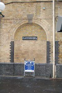 Gare De King's Cross Quai 9 3 4 : king's, cross, Londres:, Visiter, Harry, Potter, (Guide, 2019)