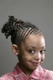 black braided hairstyles girls