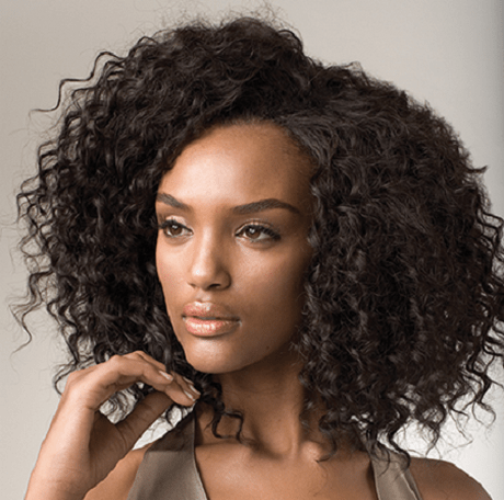 curly short weave hairstyles