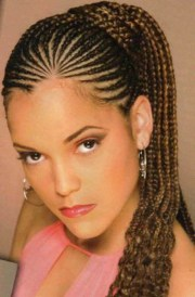 ghana braid hairstyles