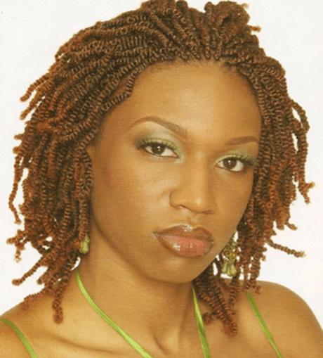 Nubian Twist Hair