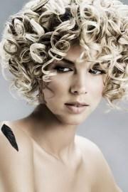 perm hairstyles short hair