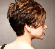 short stacked haircuts women