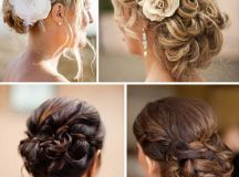 Upstyles for weddings
