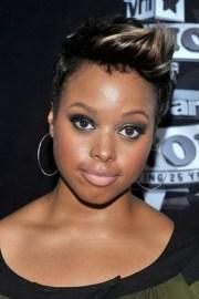 short hairstyles black people