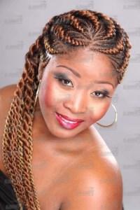 Hair braiding photos