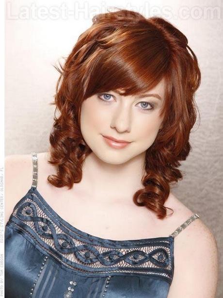 Cute Down Hairstyles For Medium Length Hair
