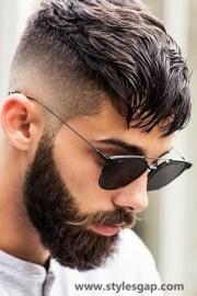 hair cutting men & hairstyles