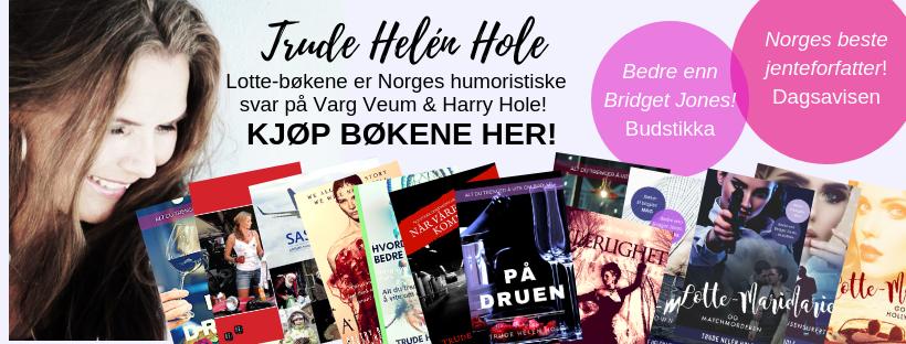 Trude Helén Hole!