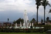 Utallige parker gjør Antalya til en fantastisk by å piknike og å gå på tur i.
