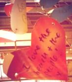 I love the beach & the people - Art Bombing at Titahi Bay Beach