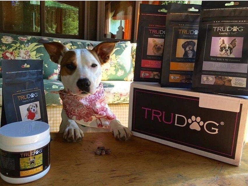 Pitt loves TruDog