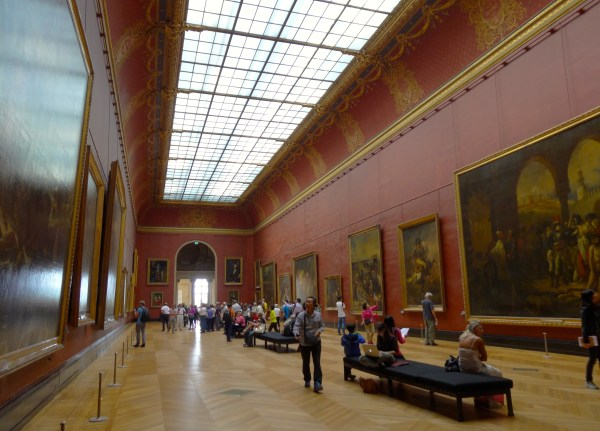 Louvre Grand Gallery