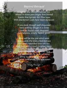 Poems About Betrayal Of Trust - Year of Clean Water