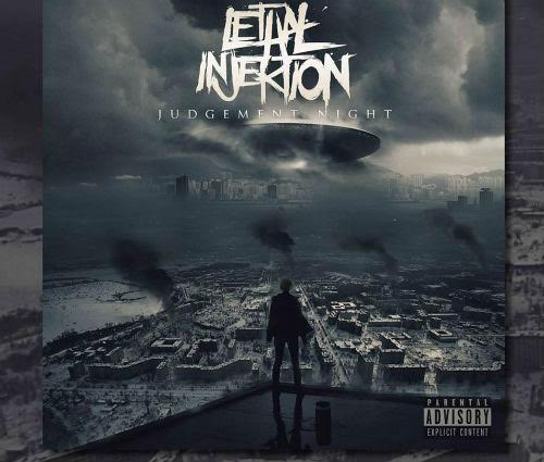 west coast hip hop  metal group lethal injektion are the