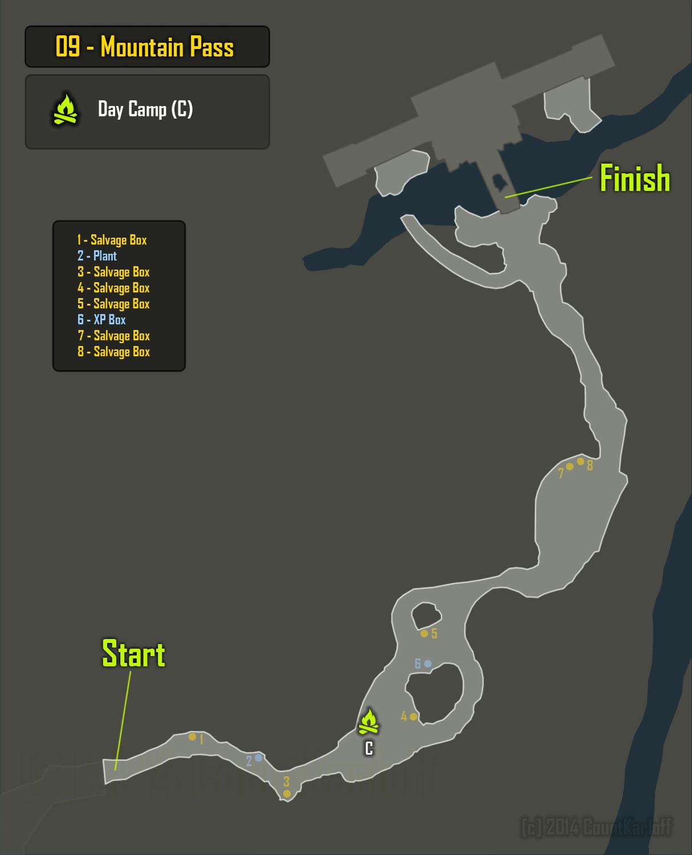 Tomb Raider Shipwreck Beach Map : raider, shipwreck, beach, Guide, Raider, Story, Walkthrough
