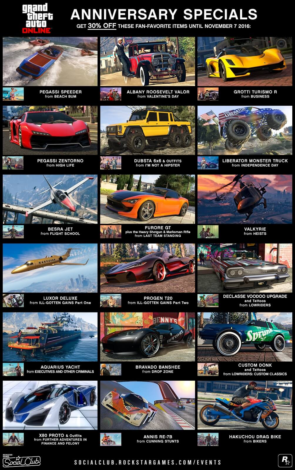 Can You Sell Cars In Gta V : Celebrates, Three, Years, 0,000, Login, Bonus,, Discounts