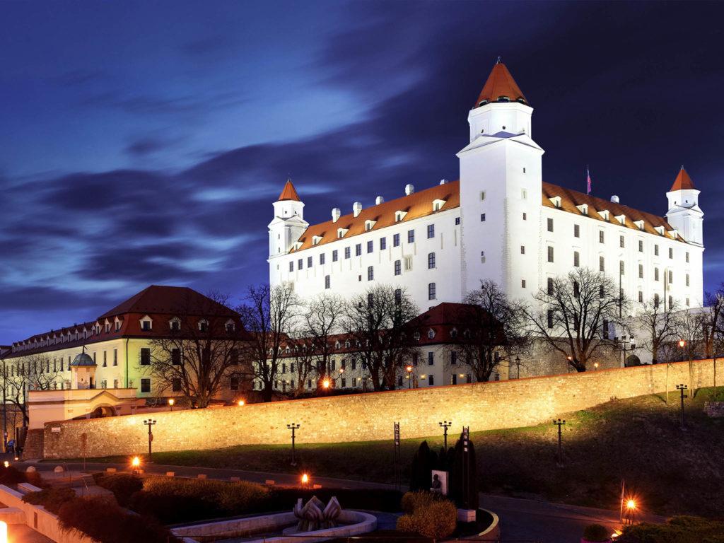 Bratislava Slovakia Travel Guide  True Anomaly