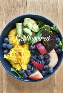 Inspiring Others! …and a post work out trail mix