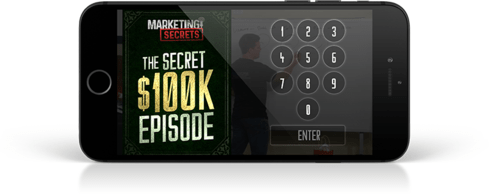 Get the $100k Episode Free for signing up