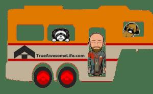 True Awesome Life logo