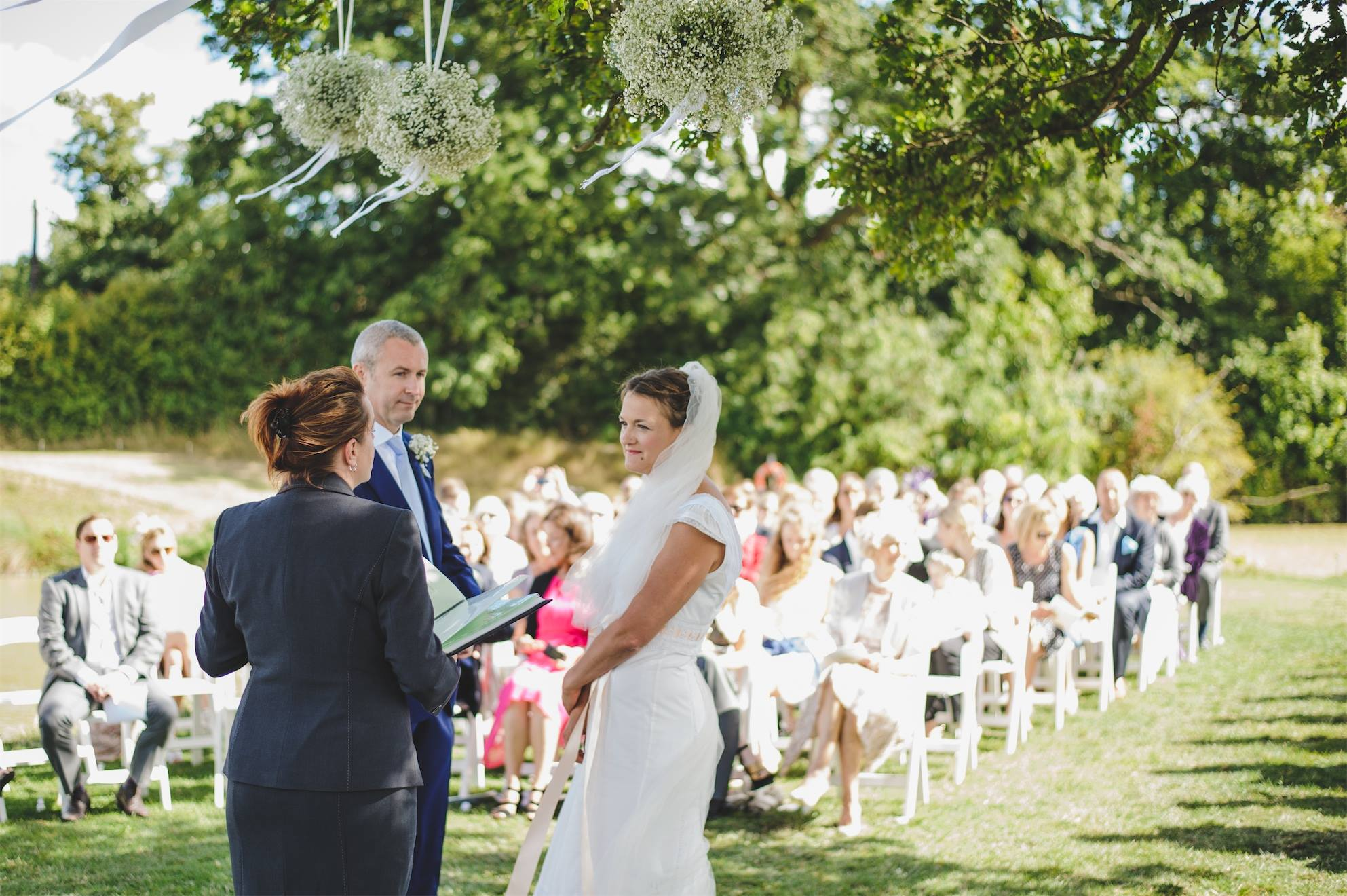 British Summer And Outdoor Weddings