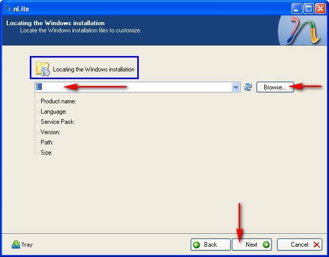 Tạo đĩa cài windows xp tích hợp driver cho Sata disk ICH9m, ICH10 (3/6)