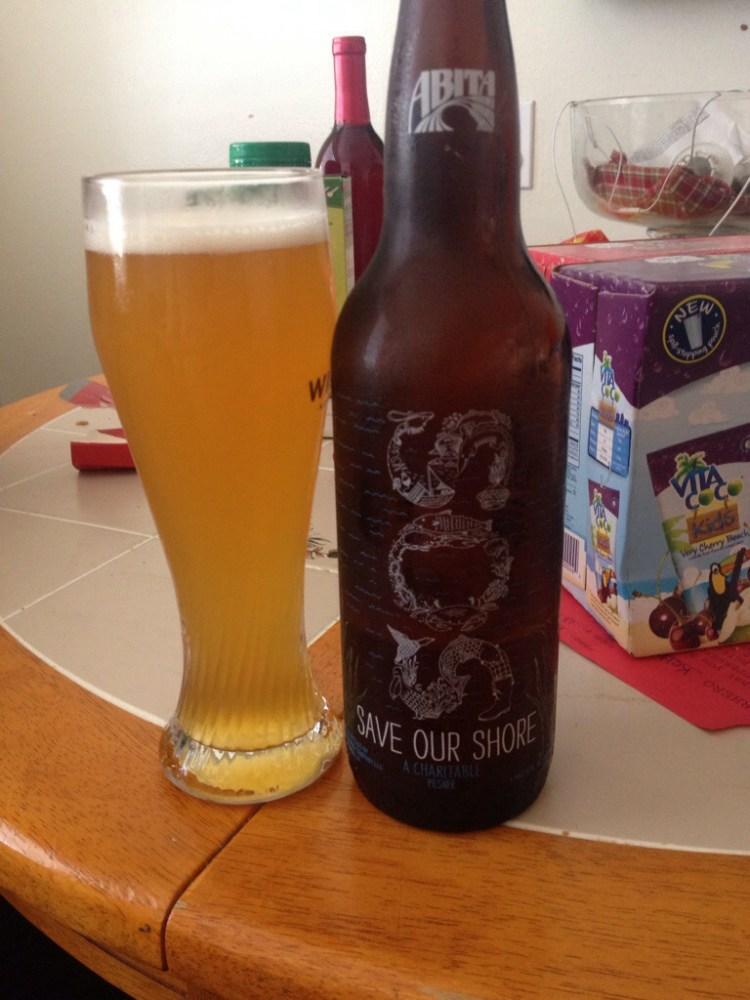 SOS (Save Our Shores) - Abita Brewing (Abita Springs, LA) Bi-Weekly Beer Review Episode 5
