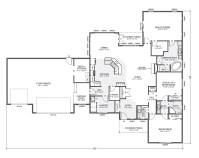 Rambler Floor Plans 3 Bedroom Rambler Floor Plans ...