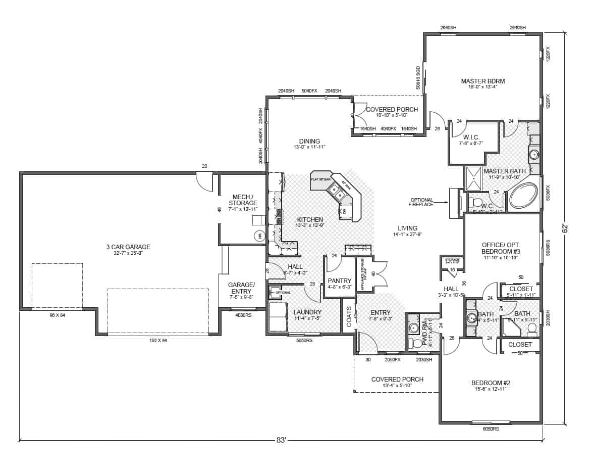 Branford Park Home Plan