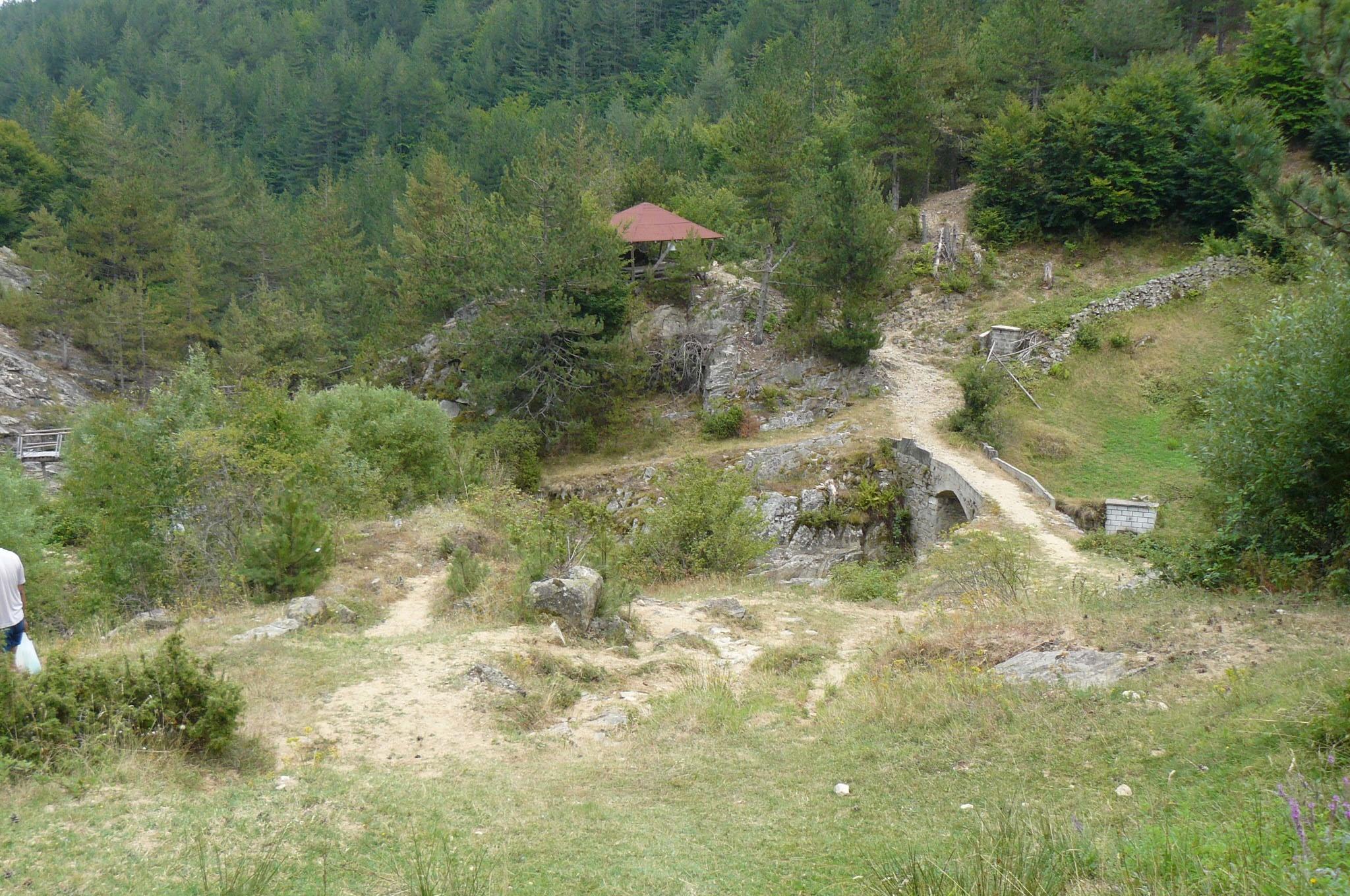 start point of Zagrazhden ecopath