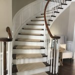 Curved Staircase Tan 2