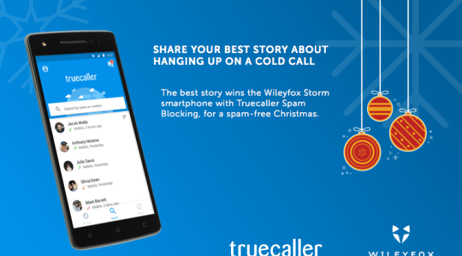 Shame a Spammer, Win a WileyFox Storm!