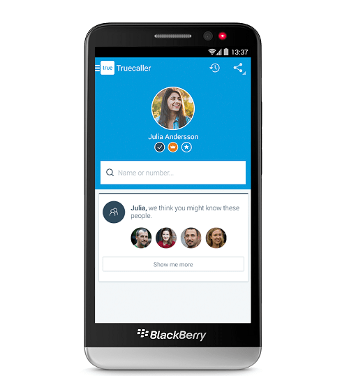 Truecaller Comes to BlackBerry 10 - Truecaller Blog
